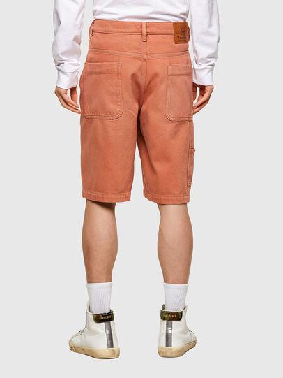 Diesel - D-FRANKY-SHORT-SP, Naranja - Shorts - Image 2