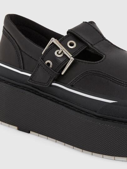 Diesel - H-SCIROCCO BA, Negro - Sneakers - Image 5