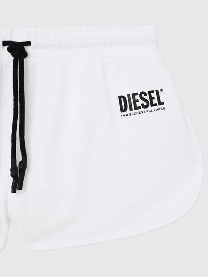 Diesel - UFLB-SHORTER, Blanco - Pantalones - Image 3