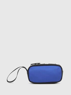 BOLD POUCH, Azul/Negro - Bolsos