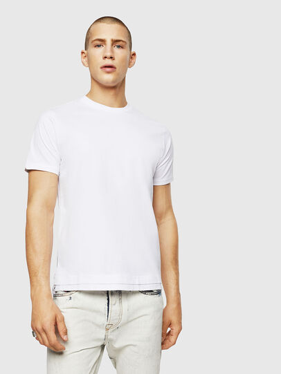 Diesel - T-DIAMANTIK-NEW, Blanco - Camisetas - Image 1