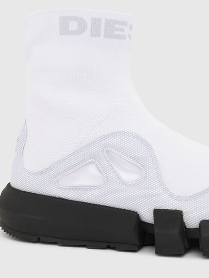 Diesel - H-PADOLA HSB, Blanco - Sneakers - Image 5