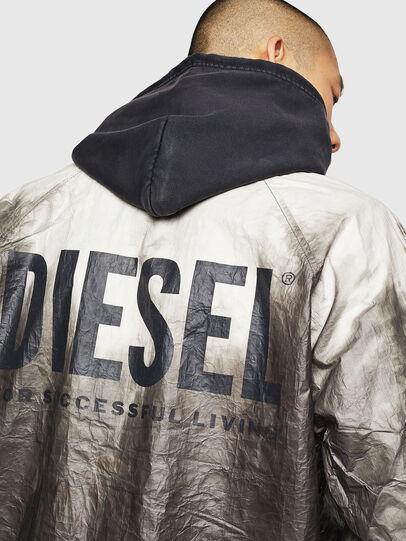 Diesel - J-AKINATOR-TVK, Negro - Chaquetas - Image 5