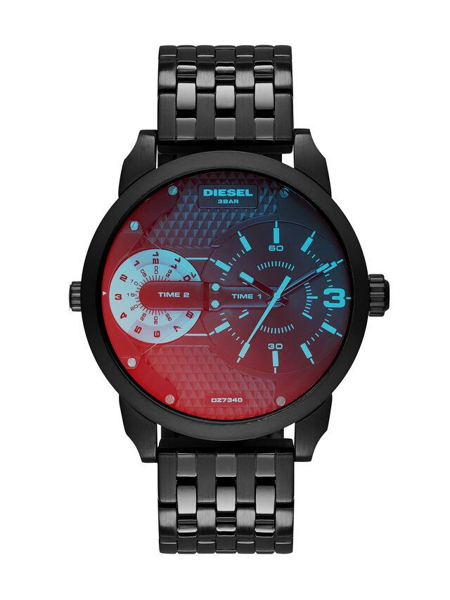 Diesel - DZ7340 MINI DADDY, Negro - Relojes - Image 1