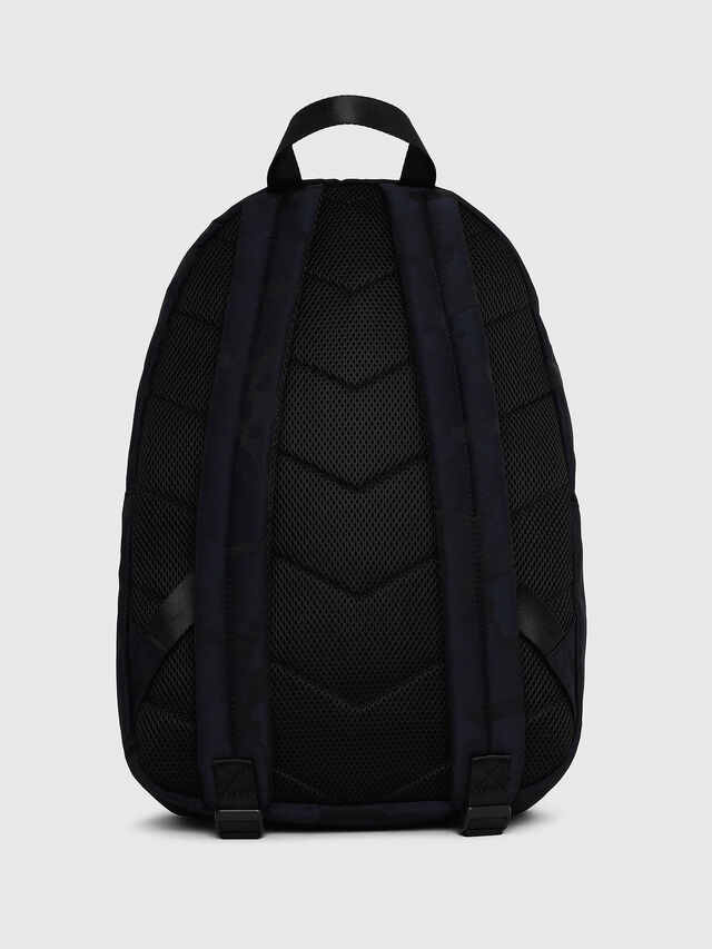Diesel - F-DISCOVER BACK, Azul - Mochilas - Image 2