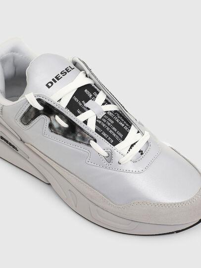 Diesel - S-SERENDIPITY LC W, Gris - Sneakers - Image 4
