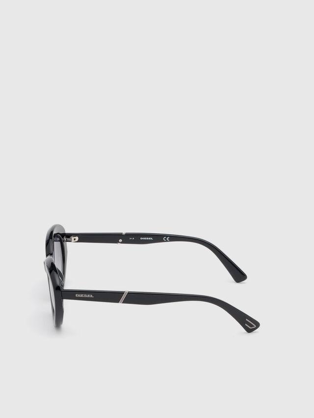 Diesel - DL0281, Negro - Gafas de sol - Image 3