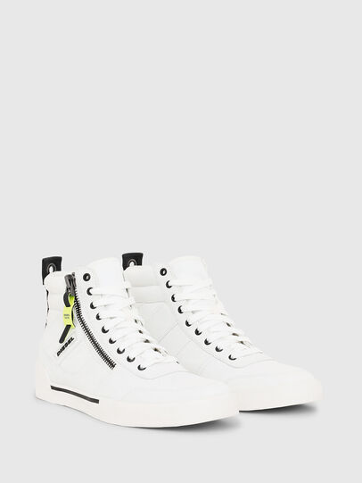 Diesel - S-DVELOWS, Blanco - Sneakers - Image 2