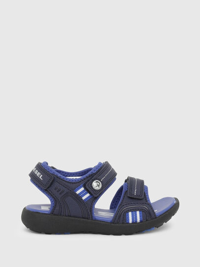 Diesel - S-ANDAL YO, Azul - Calzado - Image 1