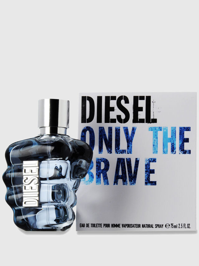 Diesel - ONLY THE BRAVE 75ML , Azul Claro - Only The Brave - Image 1