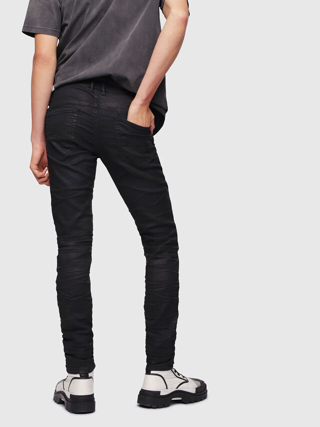 Thommer JoggJeans 0688U, Negro/Gris oscuro