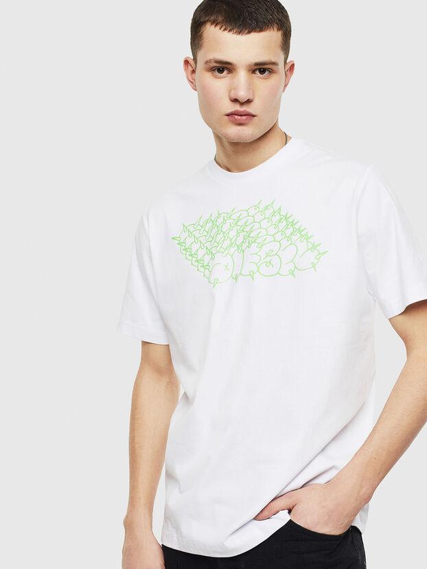 T-JUST-T20, Blanco - Camisetas