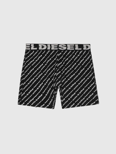 Diesel - UMLB-NUJI, Negro - Pantalones - Image 4