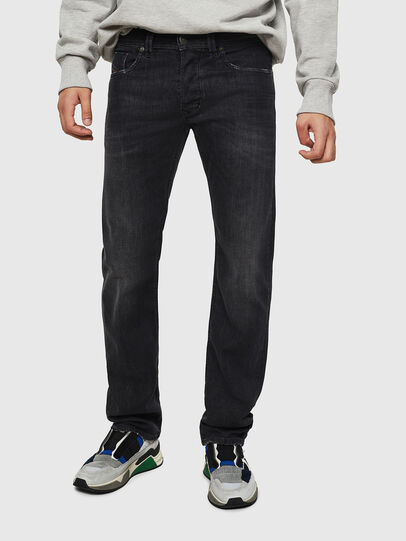 Diesel - Larkee 082AS, Negro/Gris oscuro - Vaqueros - Image 1