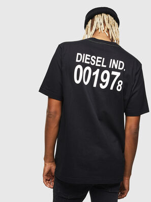 T-JUST-VINT, Negro - Camisetas