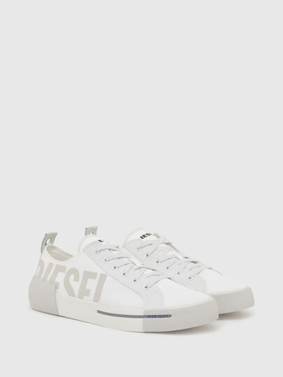 Diesel - S-DESE LOW CUT, Blanco - Sneakers - Image 2