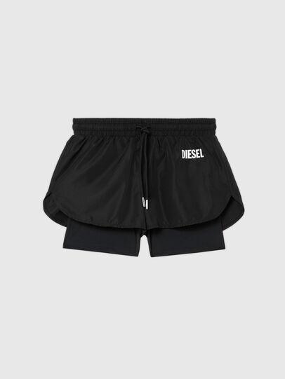 Diesel - UFLB-FAUSTIN-HIGH, Negro - Pantalones - Image 1