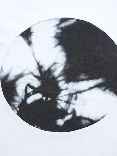 Diesel - TMOONYX2 OVER, Blanco - Camisetas y Tops - Image 3