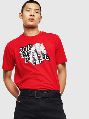 T-JUST-J20, Rojo - Camisetas