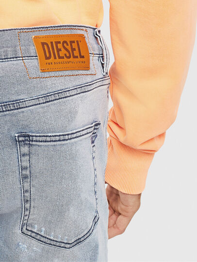 Diesel - D-Strukt 009BP, Azul Claro - Vaqueros - Image 5
