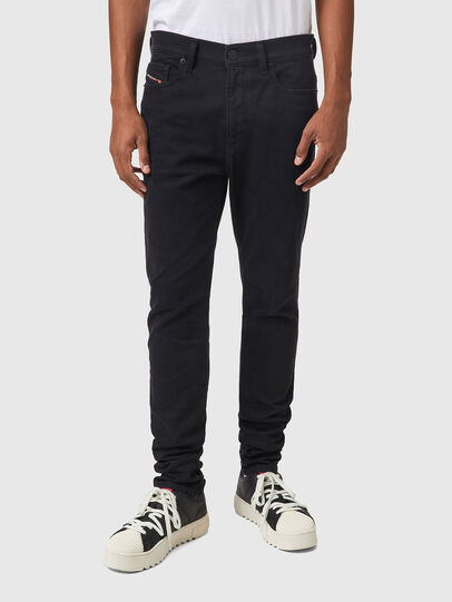Diesel - D-Amny JoggJeans® Z9A29, Negro/Gris oscuro - Vaqueros - Image 1