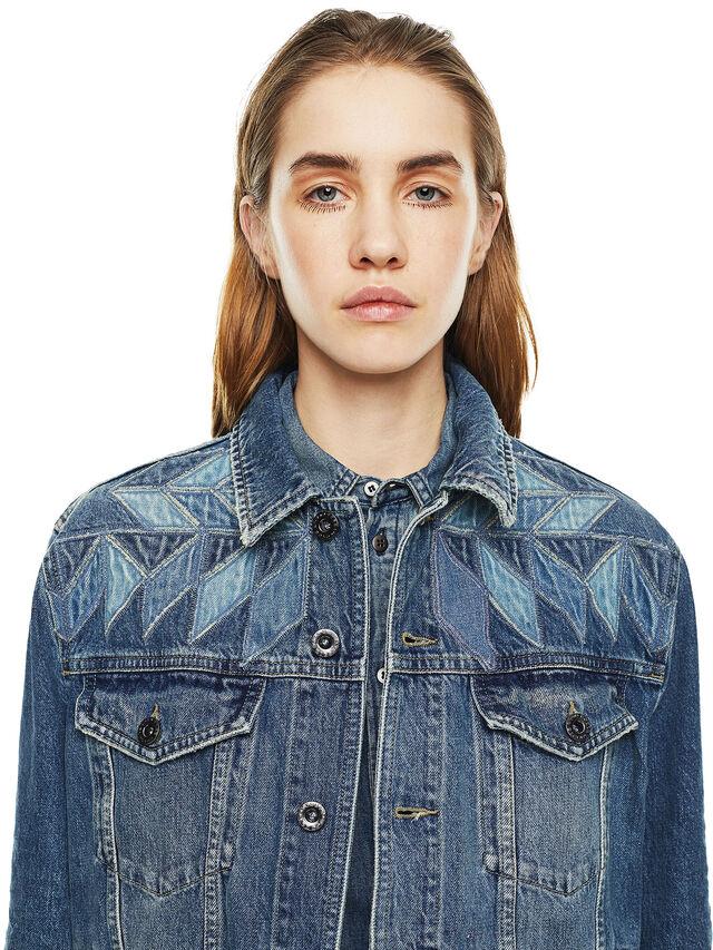Diesel - WONDERY, Blue Jeans - Chaquetas - Image 3