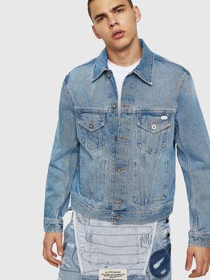 D-BRAY, Blue Jeans - Chaquetas de denim