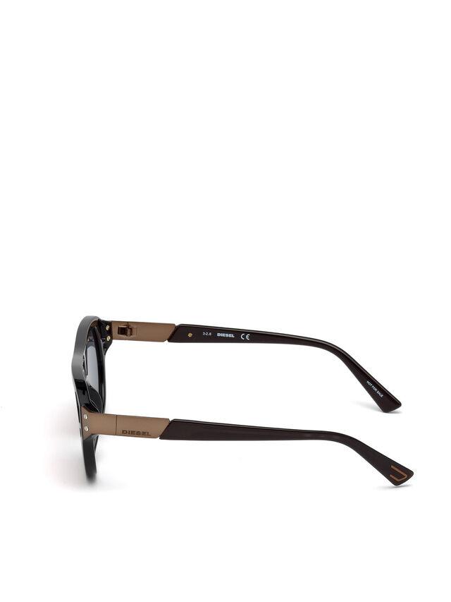 Diesel - DL0233, Negro - Gafas de sol - Image 5