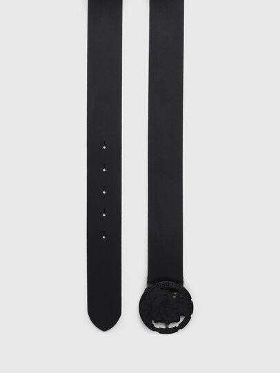 Diesel - B-TARZO, Negro - Cinturones - Image 3