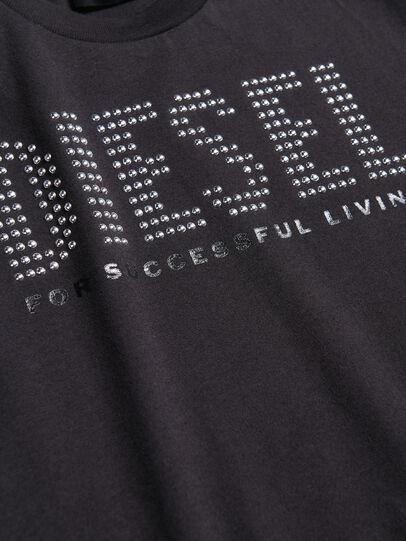 Diesel - TABEL, Negro - Camisetas y Tops - Image 3