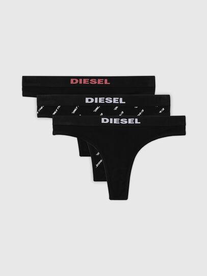 Diesel - UFST-STARS-THREEPACK, Negro - Tangas - Image 1