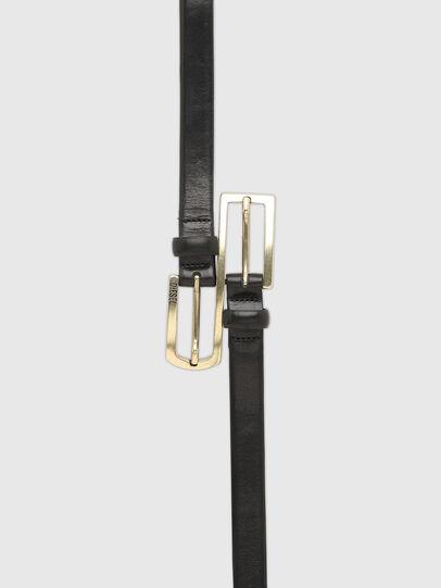Diesel - B-EXXE, Negro - Cinturones - Image 5