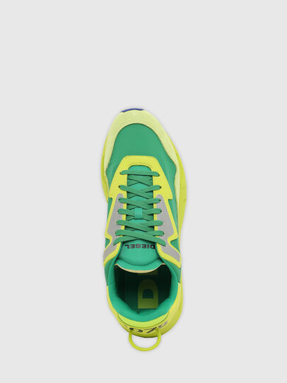 Diesel - S-SERENDIPITY LC, Amarillo/Verde - Sneakers - Image 8