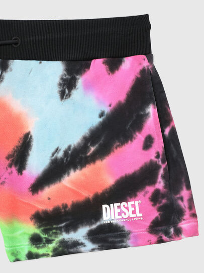 Diesel - BFOWT-SHORTIE, Negro/Rosa - Out of water - Image 3