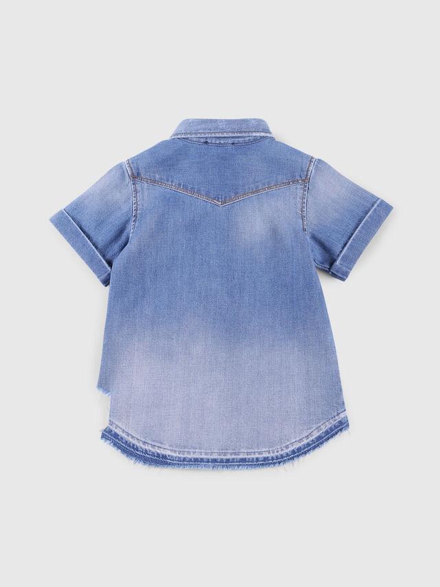 Diesel - CATTOB, Blue Jeans - Camisas - Image 2