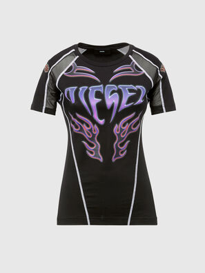 T-TAJO, Negro - Camisetas
