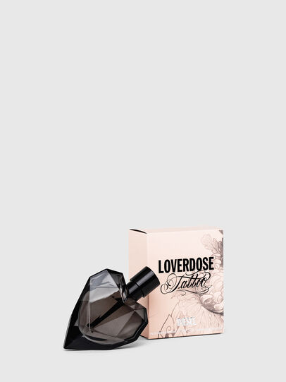 Diesel - LOVERDOSE TATTOO 50ML, Rosa/Negro - Loverdose - Image 1