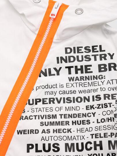 Diesel - JHEAD, Blanco - Chaquetas - Image 3