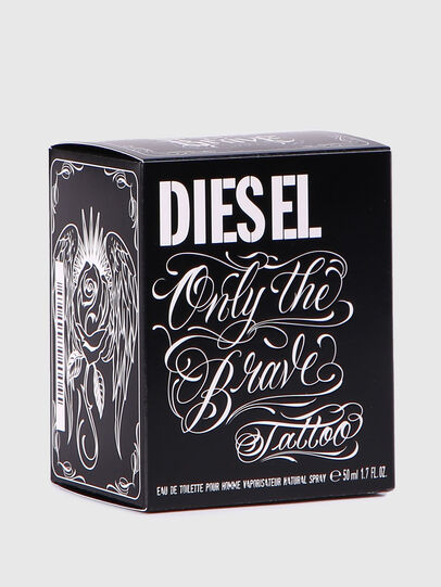 Diesel - ONLY THE BRAVE TATTOO 50 ML, Genérico - Only The Brave - Image 4