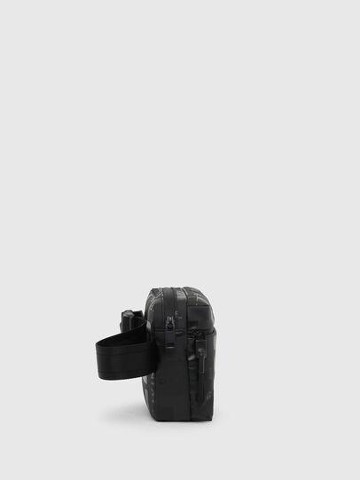 Diesel - X-BOLD BELTBAG, Negro - Bolsas con cinturón - Image 3