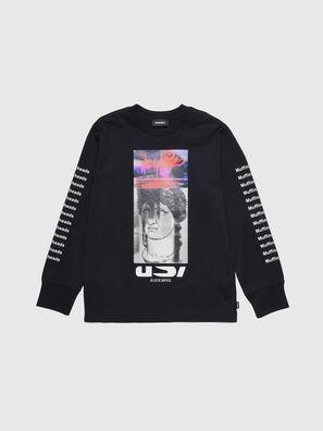 TLARGEX, Negro - Camisetas y Tops
