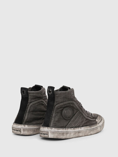 Diesel - S-ASTICO MID LACE, Gris oscuro - Sneakers - Image 3
