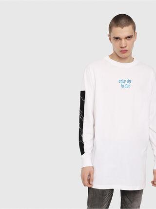 T-LUCAS-LS-Y2,  - Camisetas