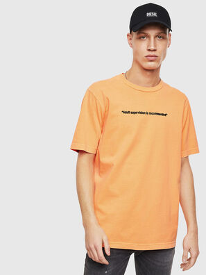T-JUST-NEON, Naranja - Camisetas
