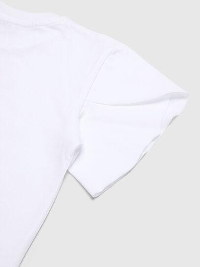 Diesel - TUNGIB, Blanco - Camisetas y Tops - Image 3