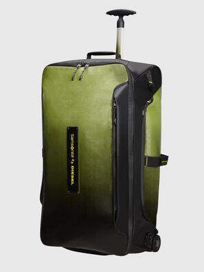 KA2*69010 - PARADIVE, Negro/Amarillo - Bolsas de viaje con ruedas