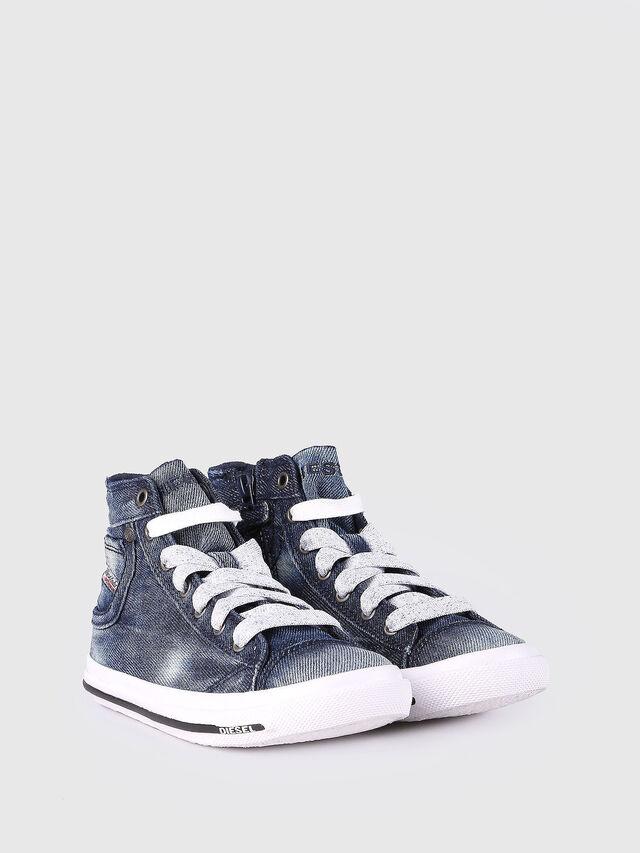 Diesel - SN MID 20 EXPOSURE Y, Blue Jeans - Calzado - Image 2