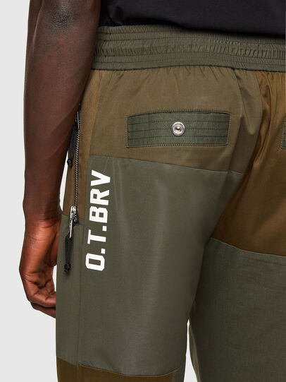 Diesel - P-HOR, Verde Militar - Pantalones - Image 3
