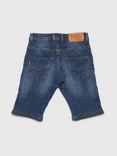 Diesel - PROOLI-N, Azul medio - Shorts - Image 2