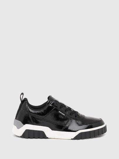 Diesel - S-RUA LOW W, Negro - Sneakers - Image 1
